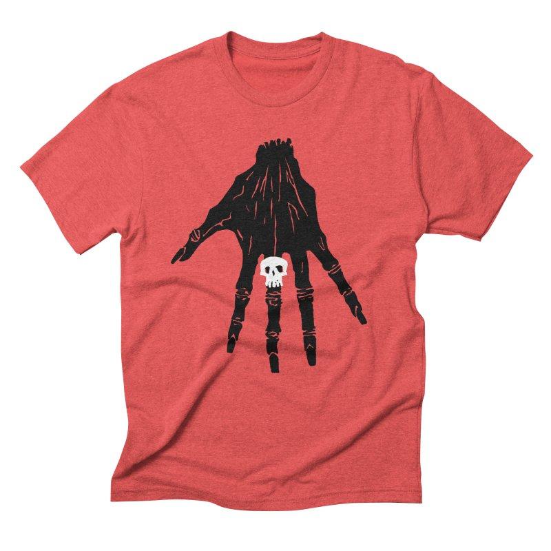 TheBlackHand Men's Triblend T-shirt by euphospug