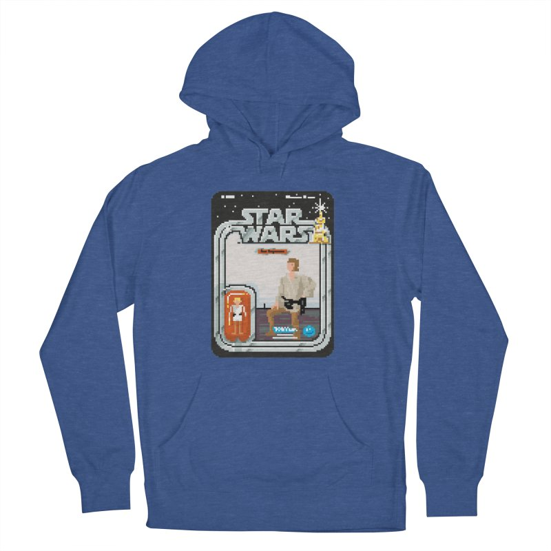 May the Pixels be With You... Always Men's Pullover Hoody by euphospug