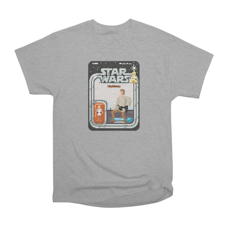 May the Pixels be With You... Always Women's Classic Unisex T-Shirt by euphospug