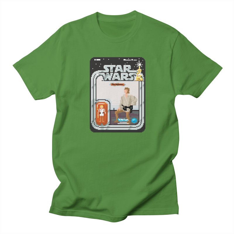May the Pixels be With You... Always Men's T-Shirt by euphospug