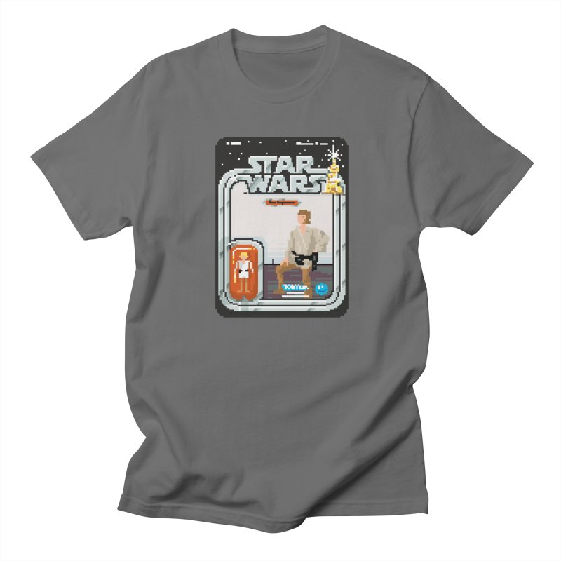 May the Pixels be With You... Always Women's Unisex T-Shirt by euphospug