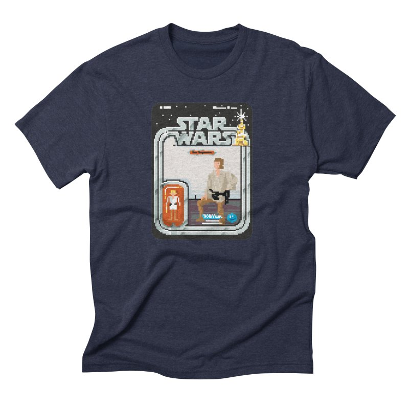 May the Pixels be With You... Always Men's Triblend T-Shirt by euphospug