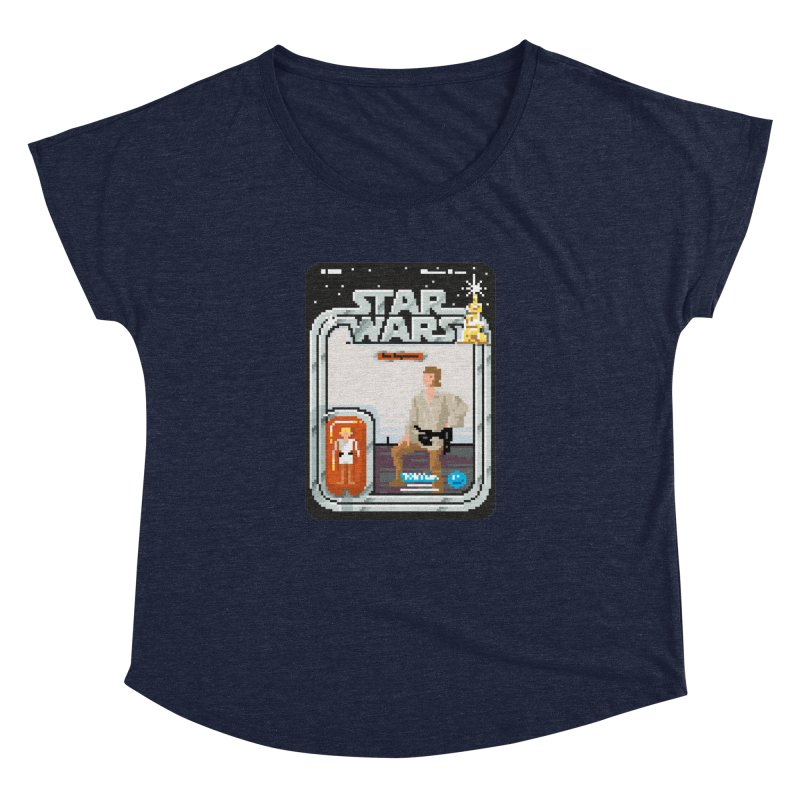 May the Pixels be With You... Always Women's Dolman by euphospug