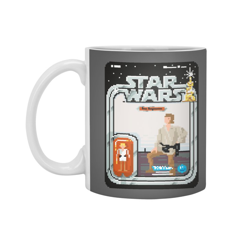 May the Pixels be With You... Always Accessories Mug by euphospug