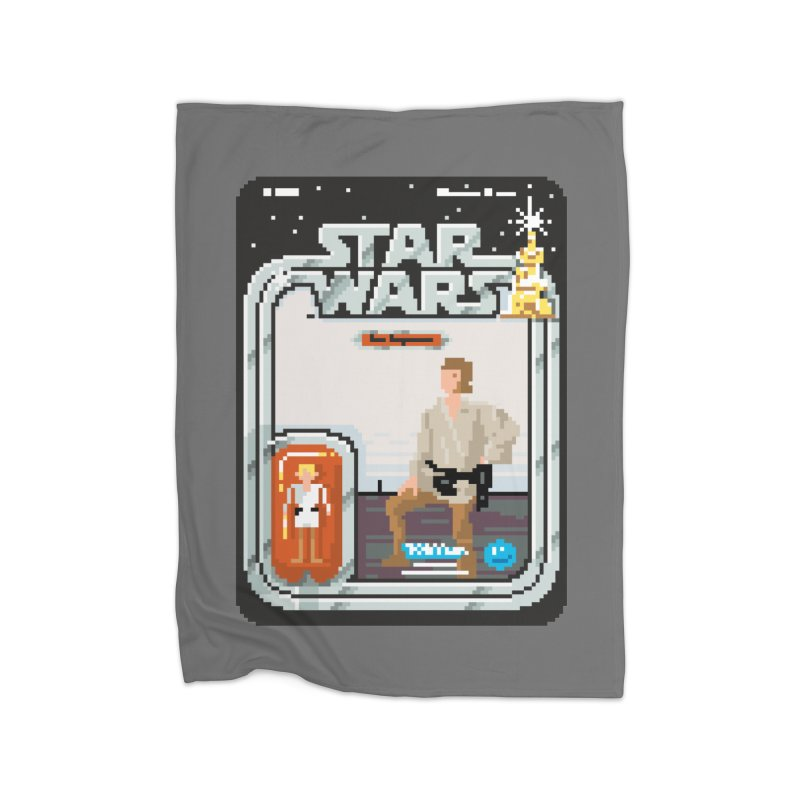 May the Pixels be With You... Always Home Blanket by euphospug