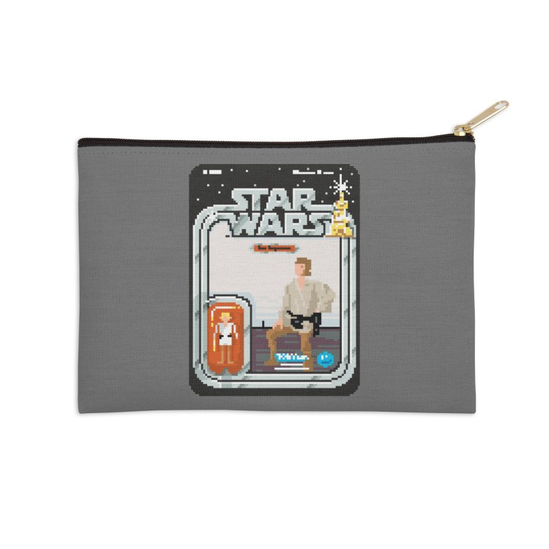 May the Pixels be With You... Always Accessories Zip Pouch by euphospug