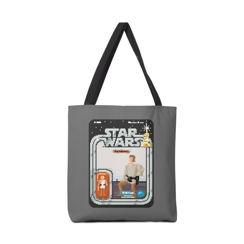 May the Pixels be With You... Always Accessories Bag by euphospug