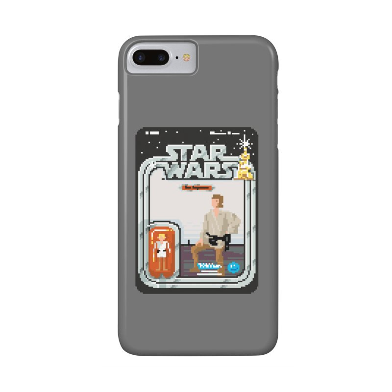 May the Pixels be With You... Always Accessories Phone Case by euphospug