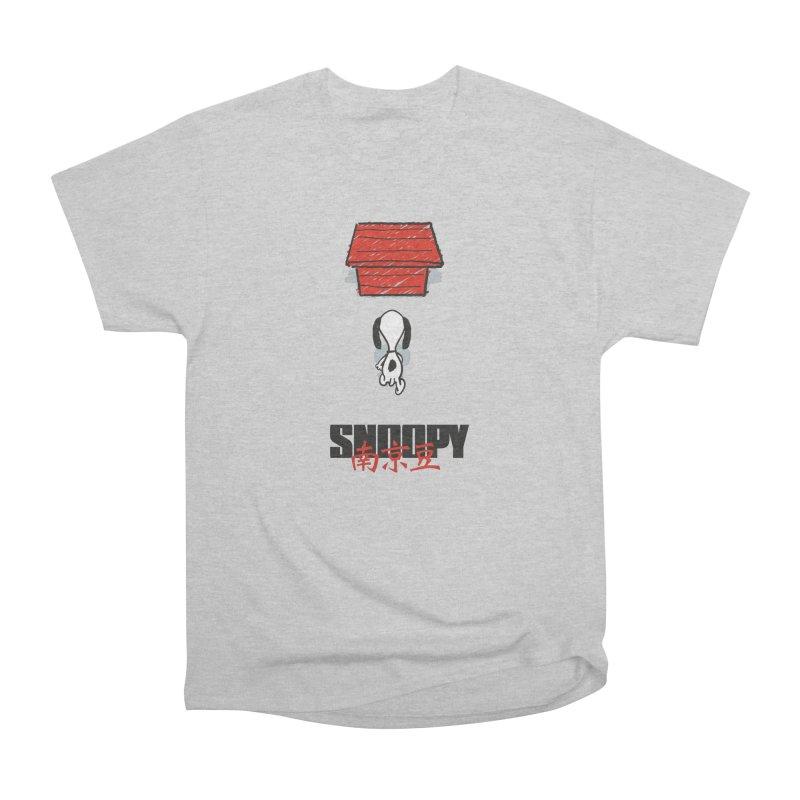 Snoopkira! Men's Classic T-Shirt by euphospug