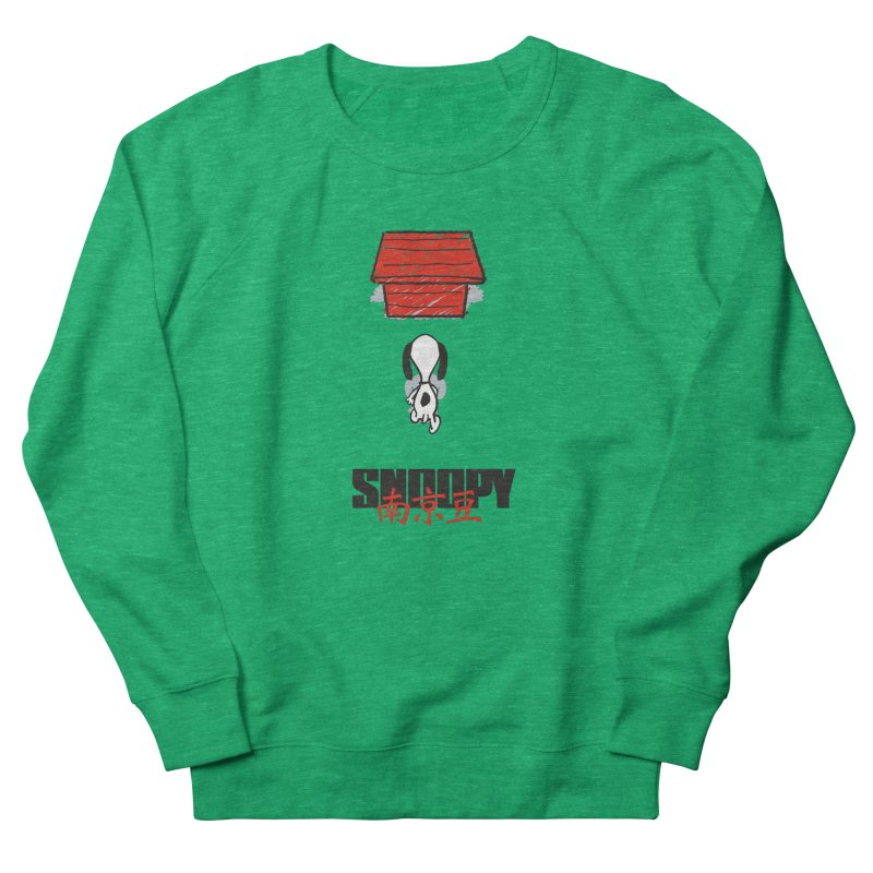 Snoopkira! Women's Sweatshirt by euphospug