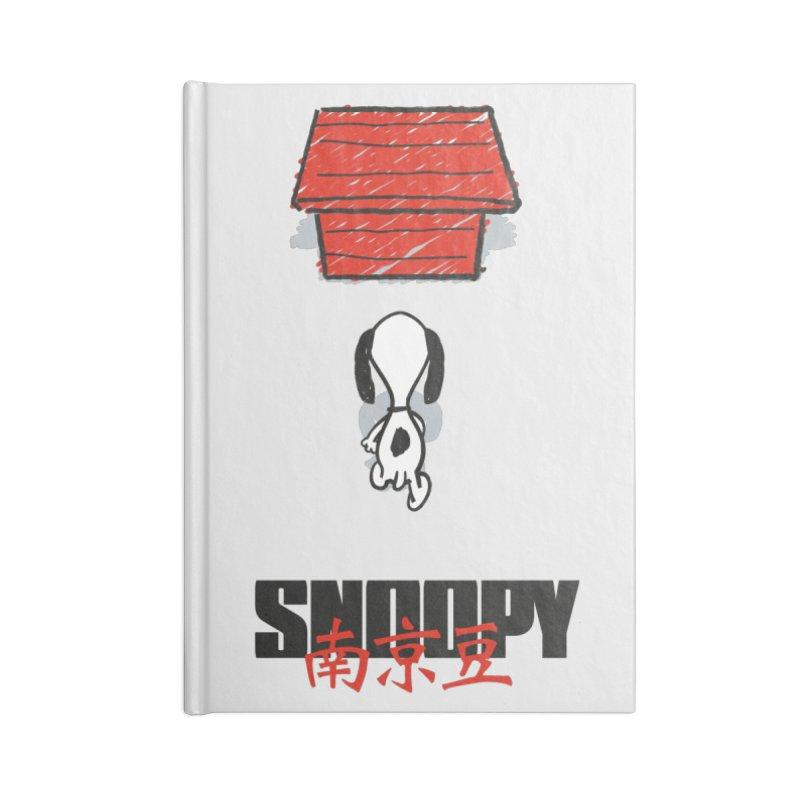 Snoopkira! Accessories Notebook by euphospug