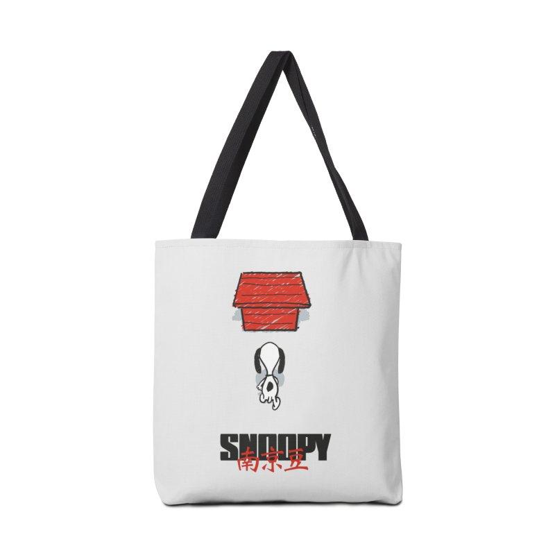 Snoopkira! Accessories Bag by euphospug