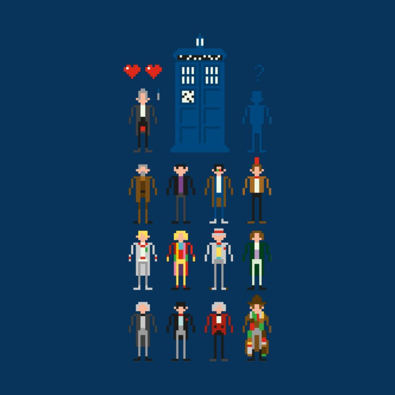 Dr Who's Next? by euphospug