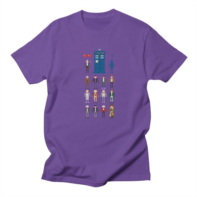 Dr Who's Next? Women's Unisex T-Shirt by euphospug
