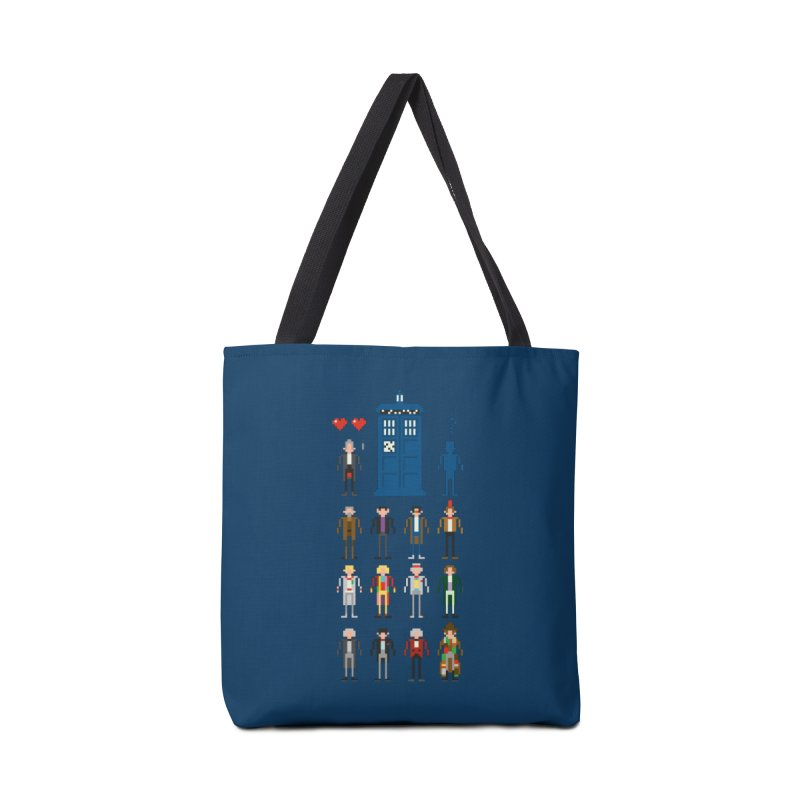 Dr Who's Next? Accessories Bag by euphospug