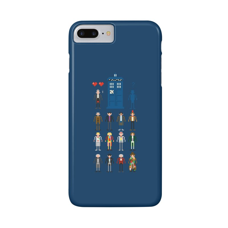 Dr Who's Next? Accessories Phone Case by euphospug