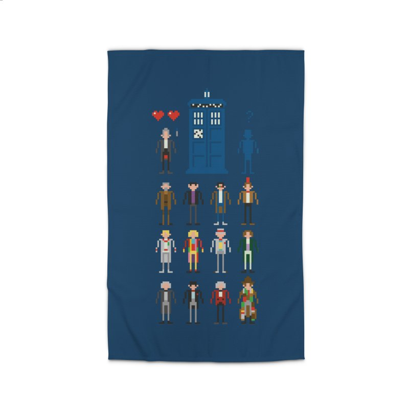Dr Who's Next? Home Rug by euphospug