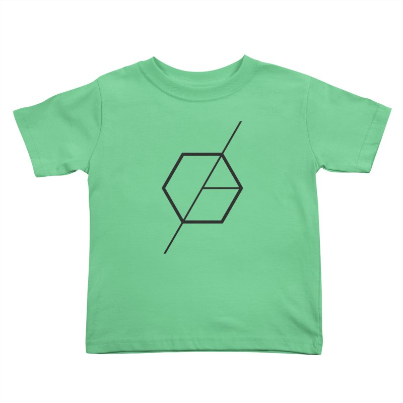 ESD Kids Toddler T-Shirt by euphospug