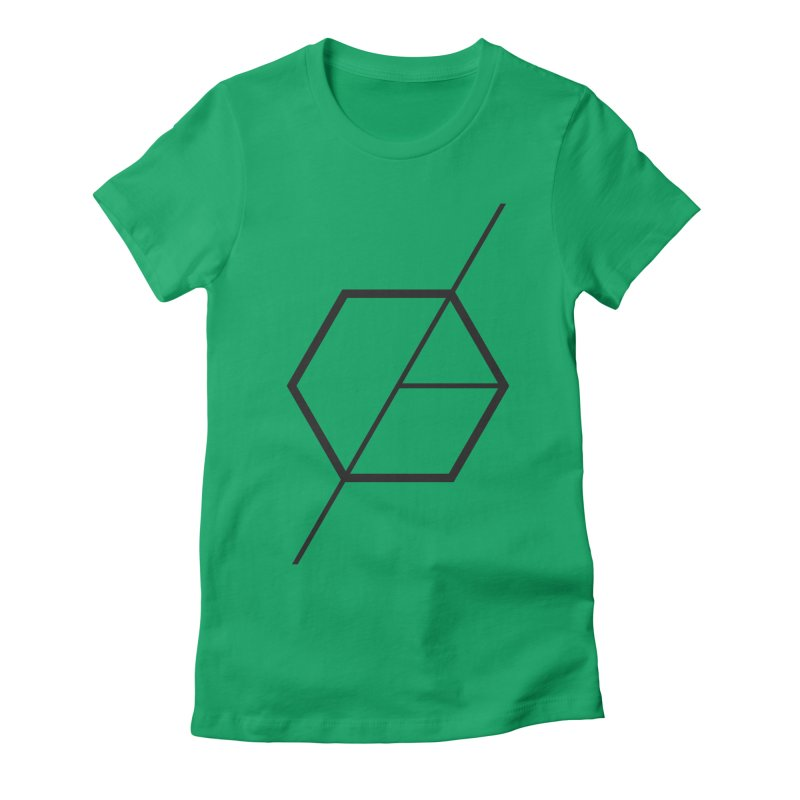 ESD Women's Fitted T-Shirt by euphospug