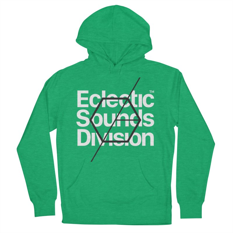 ESD with Text Men's Pullover Hoody by euphospug