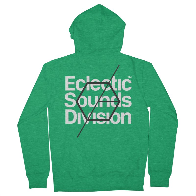 ESD with Text Women's Zip-Up Hoody by euphospug