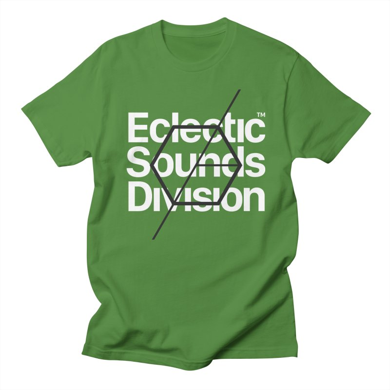 ESD with Text Men's T-Shirt by euphospug