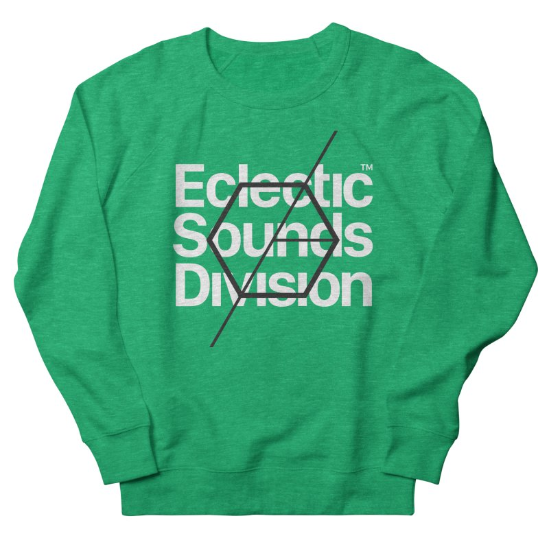 ESD with Text Women's Sweatshirt by euphospug