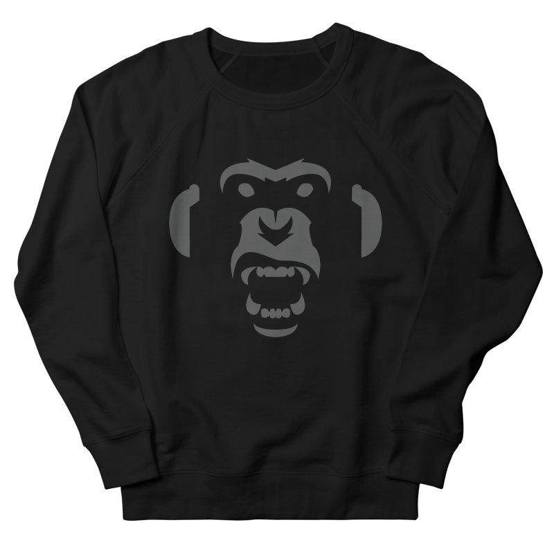 AngryMonkeyLabelLogo01 Men's Sweatshirt by euphospug