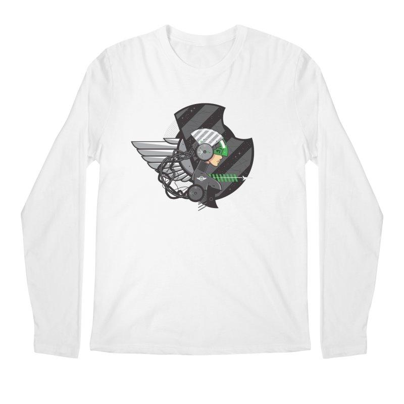 Future Flyer Men's Longsleeve T-Shirt by euphospug
