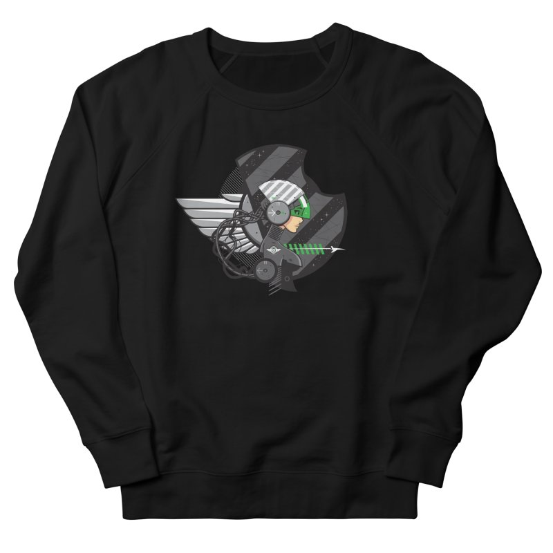 Future Flyer Men's Sweatshirt by euphospug