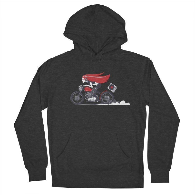 Portable Music Men's Pullover Hoody by euphospug