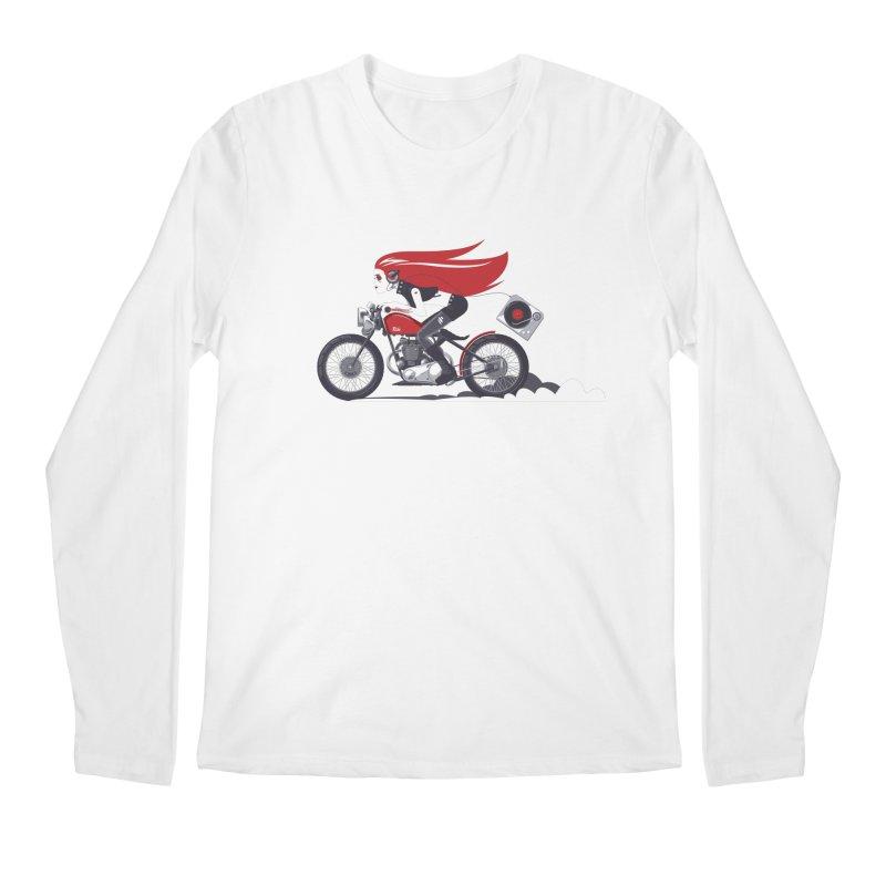 Portable Music Men's Longsleeve T-Shirt by euphospug