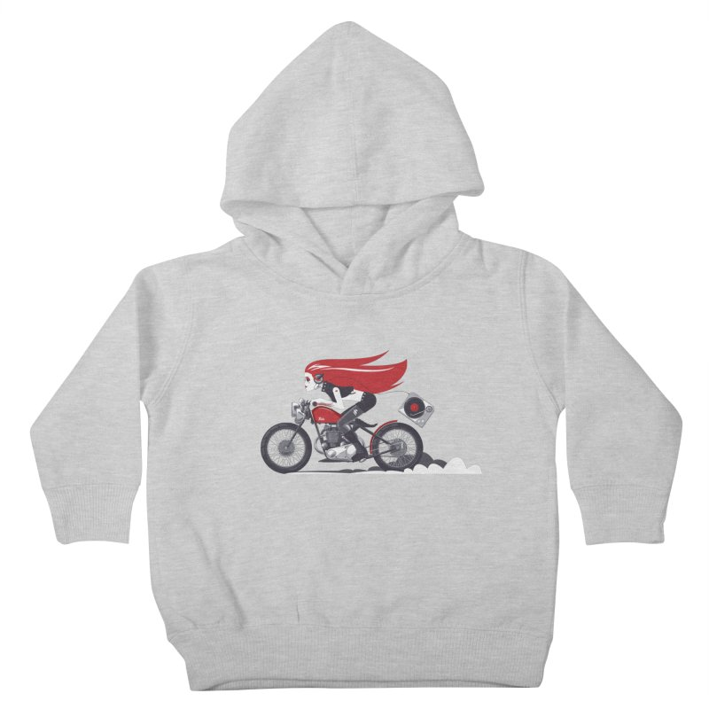 Portable Music Kids Toddler Pullover Hoody by euphospug