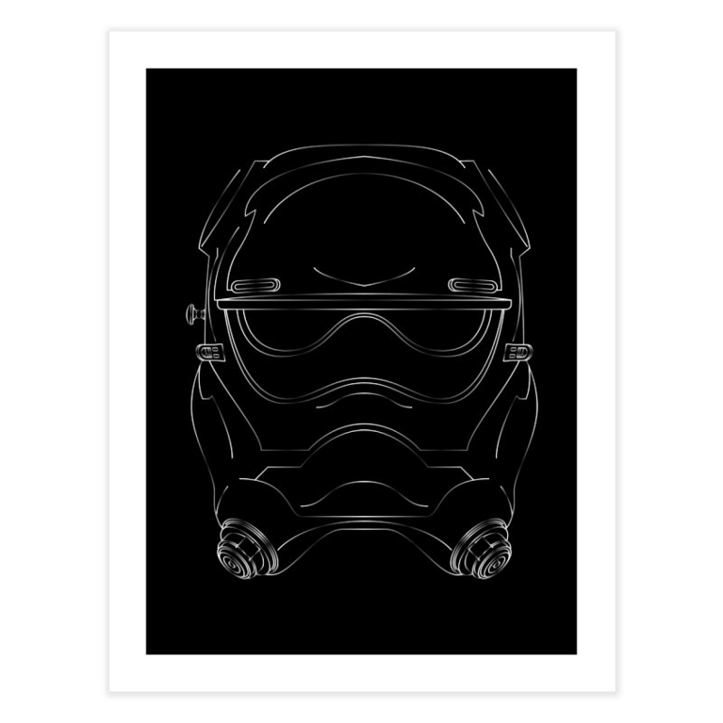 FirstOrder Home Fine Art Print by euphospug