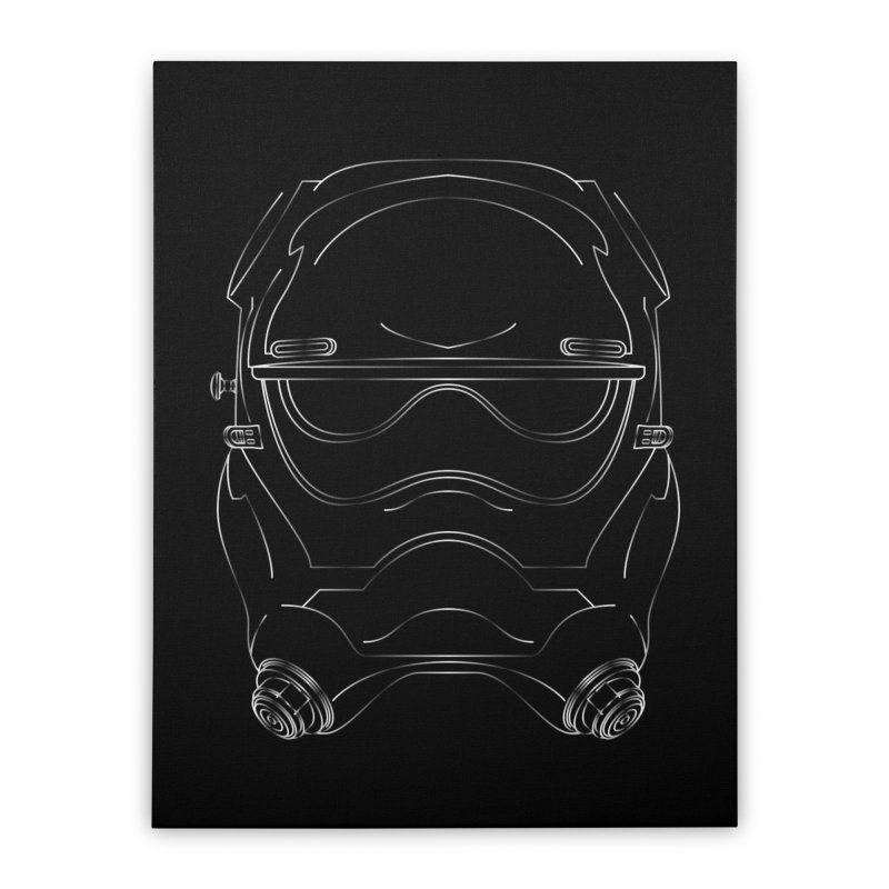 FirstOrder Home Stretched Canvas by euphospug
