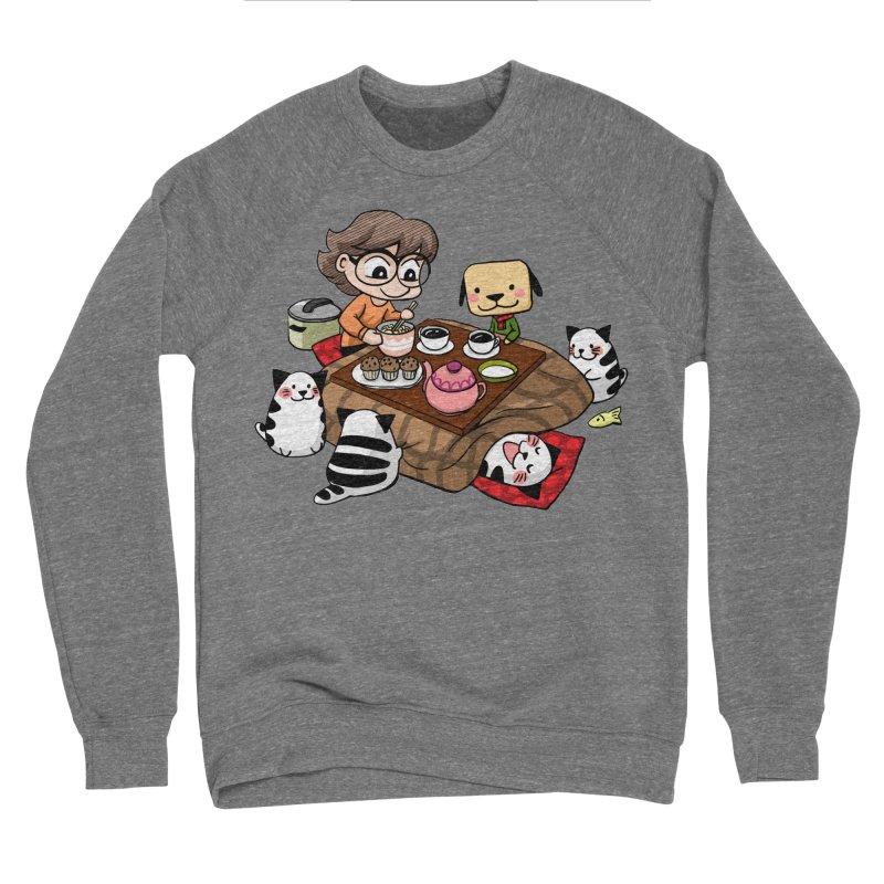 Kotatsu family Men's Sweatshirt by Evacomics Online Shop