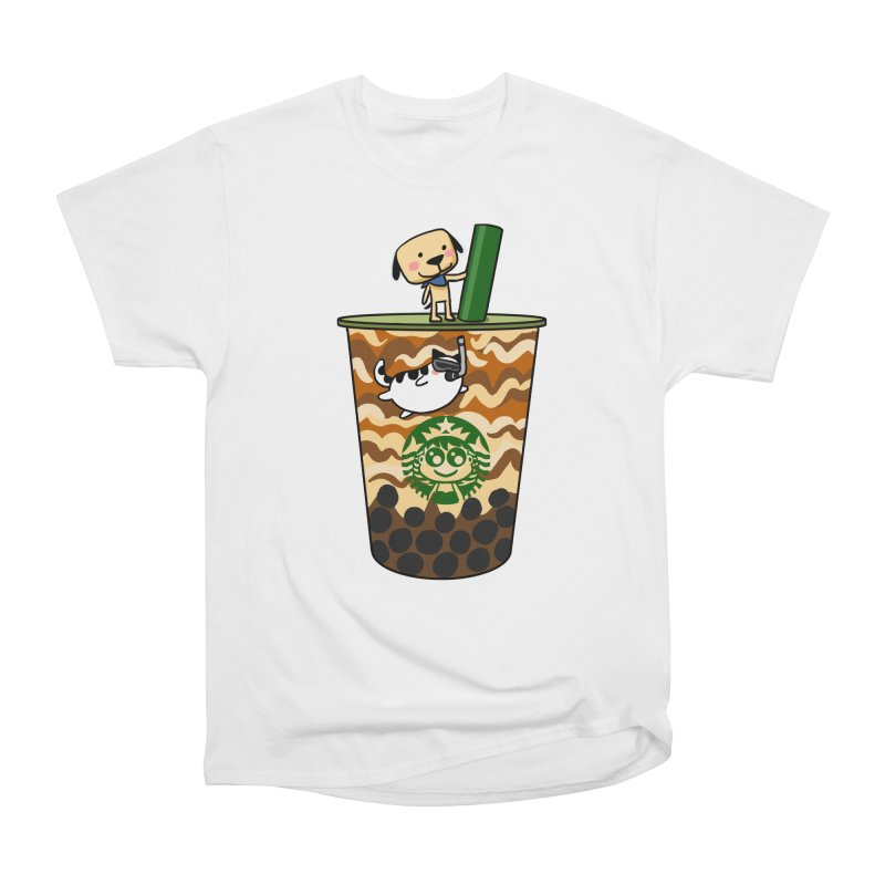 Boba Bubble tea Women's T-Shirt by Evacomics Online Shop