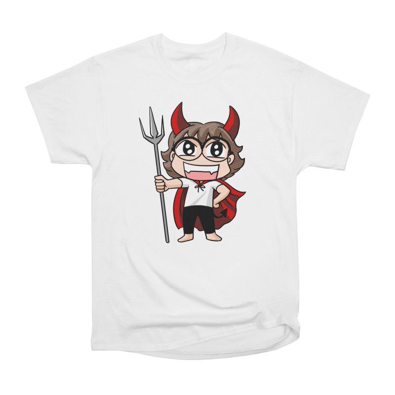 Eva Devil Women's T-Shirt by Evacomics Online Shop