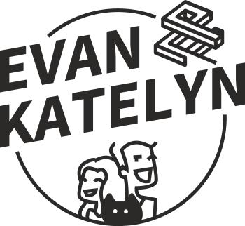 Evan and Katelyn's Shop Logo