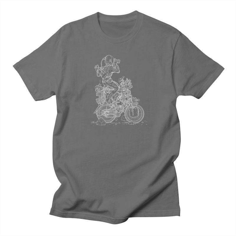 """""""606"""" (Dark Background) Men's T-Shirt by EvanArt Shop"""