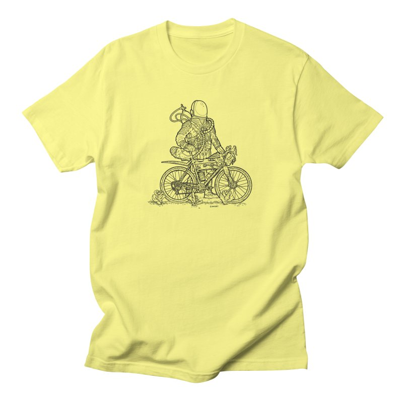 """North Branch"" (Light Background) Men's T-Shirt by EvanArt Shop"