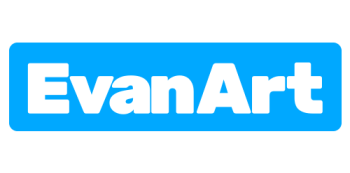 EvanArt Shop Logo
