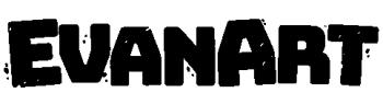 EvanArt Shop Logo