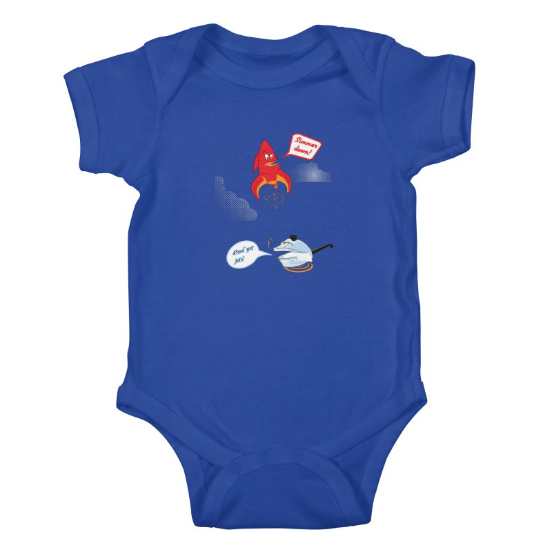 What A Punny Day Kids Baby Bodysuit by Evan Ayres Design