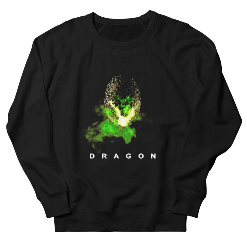 D R A G O N Women's Sweatshirt by Evan Ayres