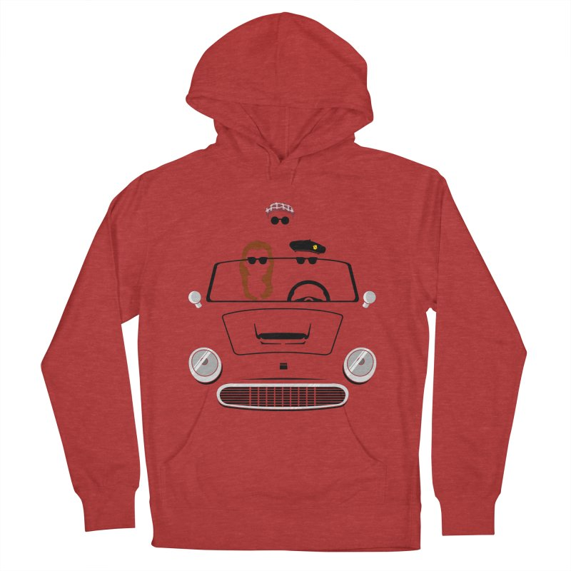Abe Froman's Grand Day Out Men's Pullover Hoody by Evan Ayres