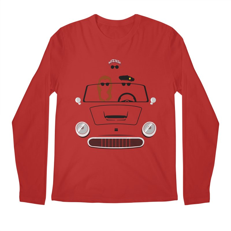 Abe Froman's Grand Day Out Men's Longsleeve T-Shirt by Evan Ayres