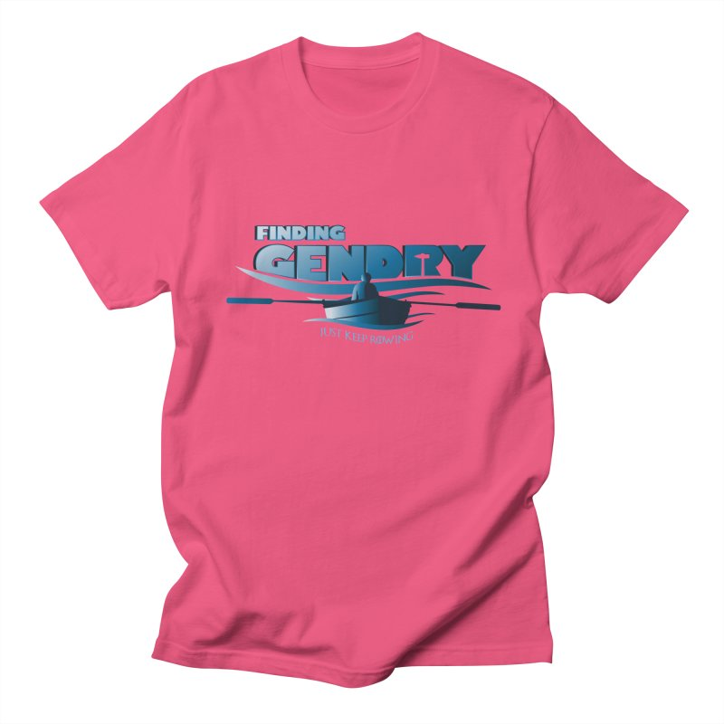Just Keep Rowing Women's Unisex T-Shirt by Evan Ayres