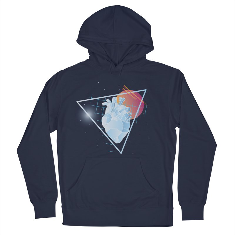 Heart Of Glass Women's Pullover Hoody by Evan Ayres