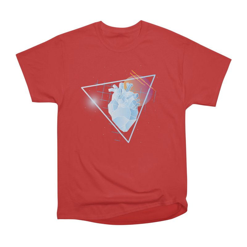 Heart Of Glass Men's Classic T-Shirt by Evan Ayres